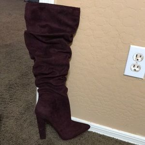 Boots, brand new